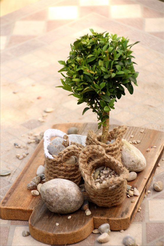 Basket Gardening *DIY* Basket Gardening DIY (Bildquelle: Living and Green)