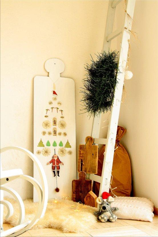 advent advent dosen tassen diy living green. Black Bedroom Furniture Sets. Home Design Ideas