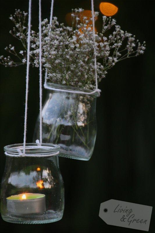 candle light garden living green. Black Bedroom Furniture Sets. Home Design Ideas