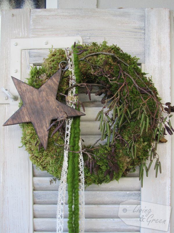 Zeigt uns eure weihnachtsdekoration bitte teil 5 living green - Weihnachtsdekoration modern ...